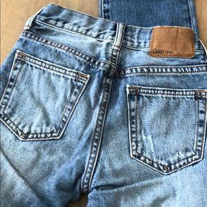 GAP Bottoms - Gap Kids 7 Slim Straight leg lined jeans